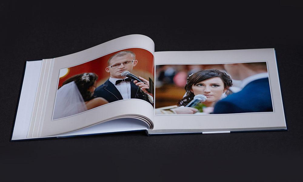 fotoksiążka kartki
